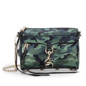 Rebecca Minkoff Handbags - Rebecca Minkoff Camo Crossbody Mac Bag