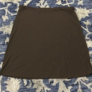 Ann Taylor Factory Dresses & Skirts - Ann Taylor factory brown stretch skirt