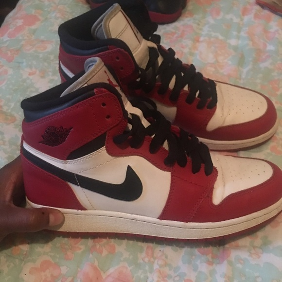 ff19cc5a800 Air Jordan Shoes | Sold On Depop 2012 Chicago 1s | Poshmark
