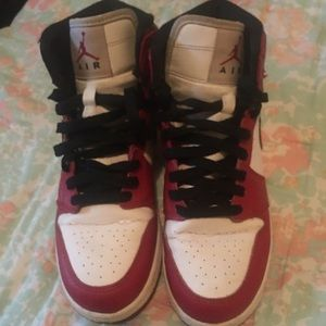 43ea9917b75 Air Jordan Shoes - ❌Sold on Depop❌ 2012 Air Jordan Chicago 1s