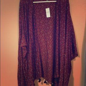 Lane Bryant Accessories - Kimono