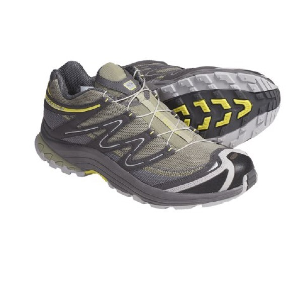 Salomon Xa Comp  Trail Running Shoes
