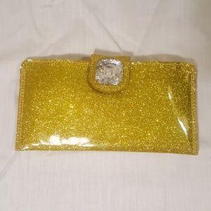 Deux Lux Handbags - NWOT Deux lux slim sparkle wallet