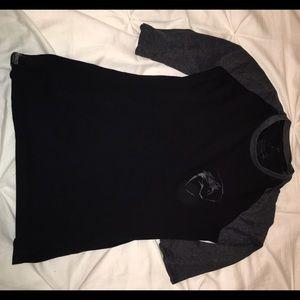 Alphalete 3/4 length shirt