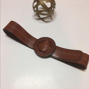 Armani Exchange Accessories - Armani Exchange Genuine Leather Belt