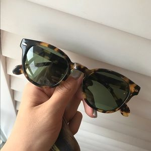 Oliver Peoples Accessories - oliver peoples maison kitsune sunglasses