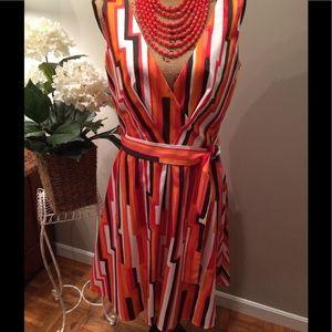 Beautiful Calvin Klein Summer Dress
