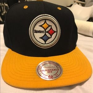 Mitchell & Ness Accessories - Vintage New Nfl Steelers Hat