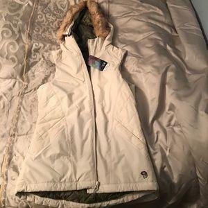 Mountain Hard Wear Jackets & Blazers - Mountain Hard Wear Insulated  Vest