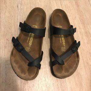 Birkenstock Shoes - Birkenstock Black Sandal