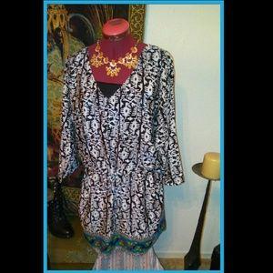 Tolani Dresses & Skirts - Tolani Dress 'Feathers by Tolani'
