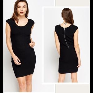 NWT Black Dress Sz S