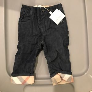 Burberry Other - Burberry Jeans 6 months BRAND NEW WITH TAGS