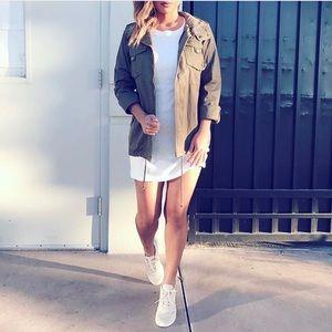 Dresses & Skirts - White dress shirt