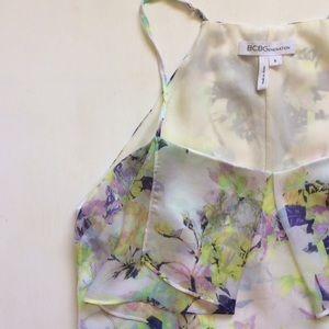 BCBGeneration Dresses & Skirts - BCBGeneration Floral mini dress size Small