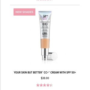 IT Other - IT Cosmetics Foundation