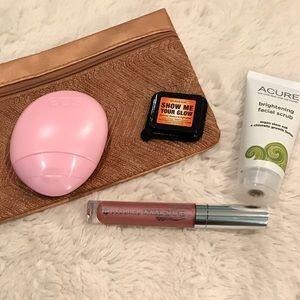 Makeup Bundle + Makeup Bag!