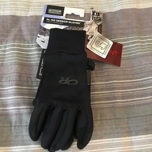 Outdoor Research Accessories - P150 Sensor Gloves Black NWT