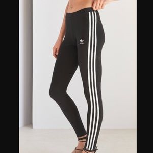 Urban Outfitters Pants - Urban outfitters + Adidas trefoil leggings