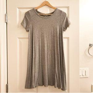 Dresses & Skirts - Grey baby doll dress