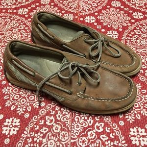 Sperry Top-Sider Shoes - Tan leather Sperrys