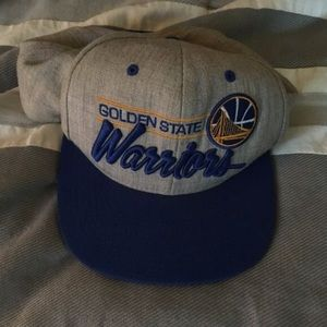 Mitchell & Ness Other - Golden State Warriors snap back