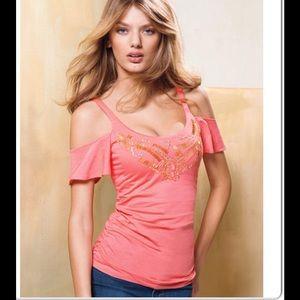 Victoria Secret Embellished Lightly Padded Bra top