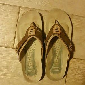 Propet Shoes - Propet Rejuve Brown Sandals size 7 Medium