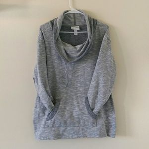 Pure Energy Sweaters - Pure Energy Cowl Neck Sweater