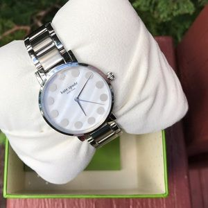 New Kate Spade Gramercy Glam Watch 1YRU0736