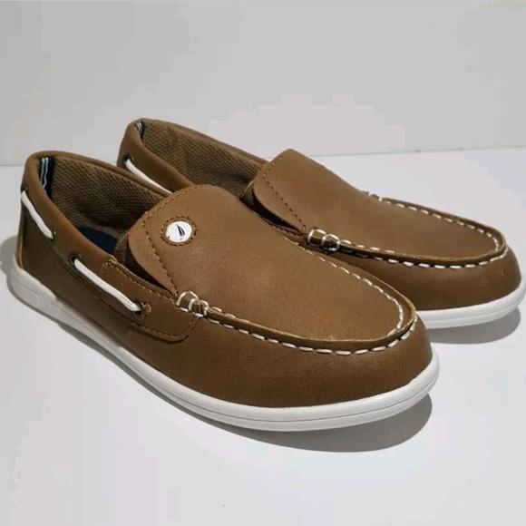 Nautica Kids Navy Shoe