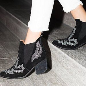 Jeffrey Campbell Frontier Stitch Boot