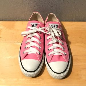 Converse Shoes - Pink Converse Chuck Taylor All Star shoes