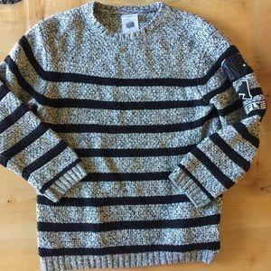 Zara Other - Zara Girls Patchwork Pullover Sweater