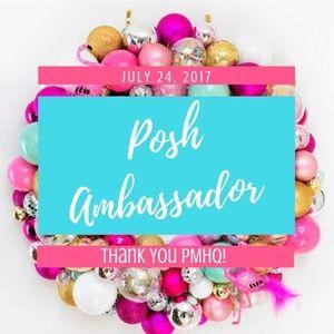 • Posh Ambassador •