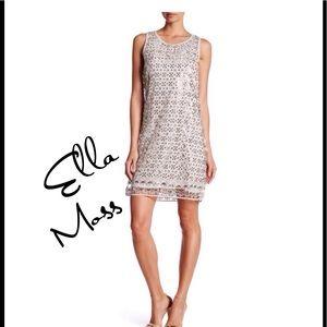 Ella Moss Champagne Sequin Dress