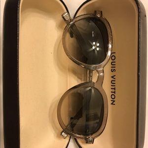 Louis Vuitton Cateye Sunglasses