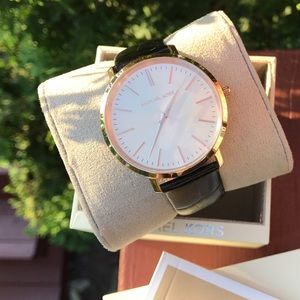 Michael Kors Accessories - New Michael Kors Jaryn Rose Gold MK Watch MK2472