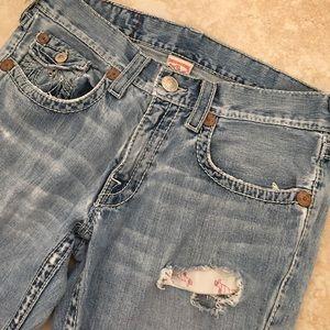 True Religion Other - True Religion MENS Joey BigT jeans