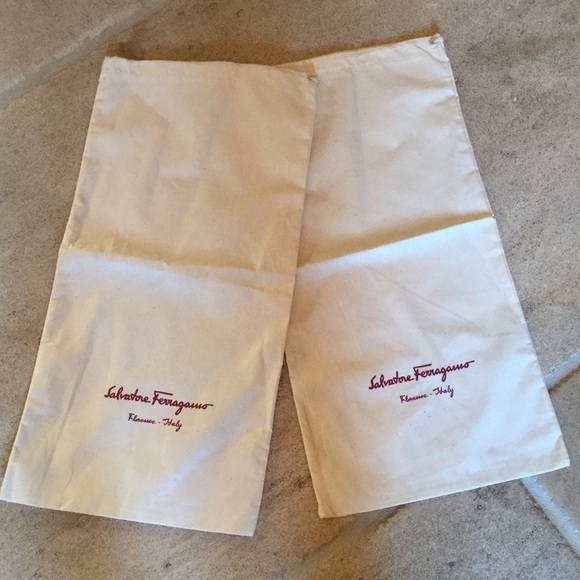ea825237c623 100% AUTHENTIC Salvatore Ferragamo Dust Bags--NEW❤