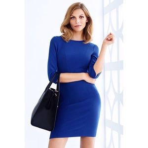 Asos Dresses & Skirts - Colbalt Blue Fitted Dress