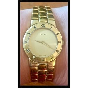 Gucci Accessories - Authentic Gucci Ladies Watch (model 3300.2.L)