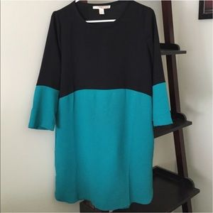 F21 Colorblock Dress