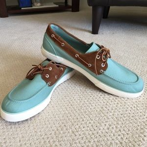 Polo by Ralph Lauren Other - Polo Ralph Lauren Boat Shoes Mens Sz 16-Never Worn