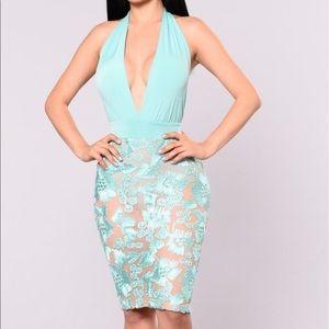 Fashion Nova Dresses & Skirts - Super cute fitting dress 1 HOUR SALE