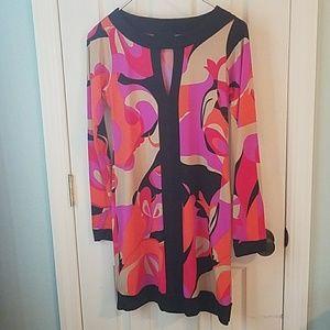 Analili Dresses & Skirts - Bright bold patterned dress