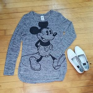 Disney Tops - Disney Mickey Mouse Knit Tunic