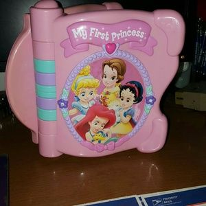 Other - my first princess electronic book pre_owned