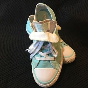 Converse Other - Converse Light Blue Shoes