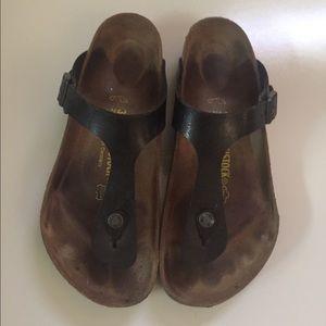 Birkenstock Shoes - Birkenstocks gizeh sz 39 guc